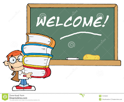 Student With Books In Front Of School Chalk Board Stock Vector -  Illustration of cartoons, illustrate: 13720031