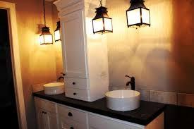 bathroom lighting ideas photos. brilliant bathroom hanging lamps lighting bathroom idea on ideas photos i