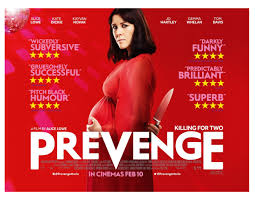 AICN HORROR looks at PREVENGE ROBOCOP II NINA FOREVER A GAME OF.