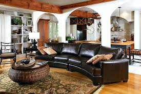 extraordinary leather couch cleaner leather couch cleaner living room traditional with arches area rug built ins