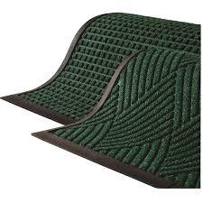 waterhog mats for your outdoor indoor mat idea dark green waterhog drainable polypropylene fiber mats