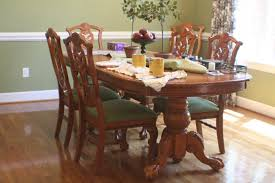 painted dining room furnitureI LOVE PAINT  At Home with The Barkers