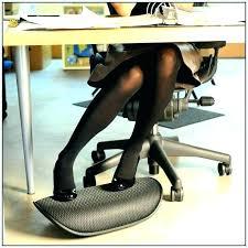 foot rest desk under office fresh leg adjule u
