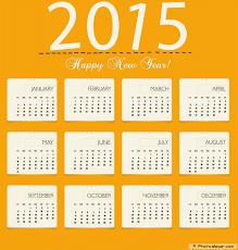 Annual Calendar 2015 Mixed Free Calendars For 2015 Multiuse Elsoar