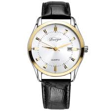online get cheap classic mens watches top 10 aliexpress com duoya top brand luxury men watches pu leather watch fashion classic analog quartz dial clock wristwatch