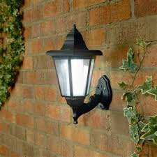 outdoor garden wall lights solar led outdoor wall lantern lights regarding solar outdoor wall light