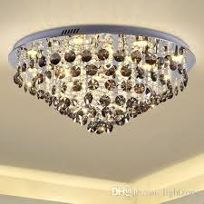modern chandeliers lights dimmable ceiling chandeliers advanced k9 crystal led ceiling chandeliers lamp for living room bedroom forlight contemporary