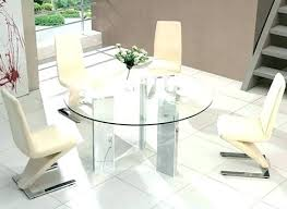 round glass dining table set uk glass table with 6 chairs large round glass dining table