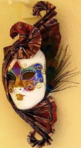 Decorative Venetian Wall Masks venetian decor venetian mask made for a masquerade is one of 20