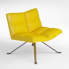 tonon wave soft lounge chair 3d model max obj mtl 4