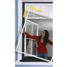 Fliegengitter Insektenschutz Rollo Fenster O Tür Netz Klemmrollo