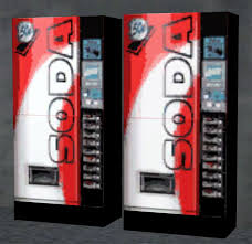 How To Make Money Come Out Of A Vending Machine Stunning Soda Vending Machines The Best Money Making Machines Soda Vending