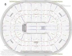 Bridgestone Arena Detailed Seating Chart Bridgestone Arena Seating Chart Sprint Center Seating Chart