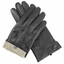 men s premium sheepskin cashmere lined leather gloves by candor and class bla