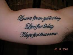 Quote Tattoos For Guys Unique Images With Sayings On Great Men Great Quote 48 Tattoo Quotes You