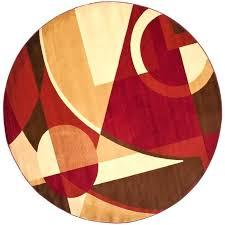 rugs with circles circle design area half large rug dazzle ru