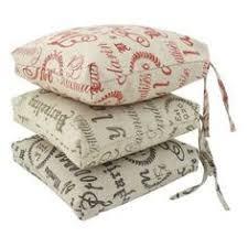 pads ties nz seat cushions with ties indoor chair cushions with ties chair pads
