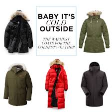 canadians may be used to freezing cold winters but sometimes it takes a 20 day to remind you of the importance of a good winter coat