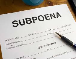 Ferpa And Subpoenas For Student Records