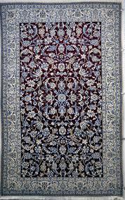 nain wool persian rug