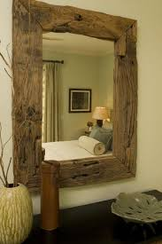 Best 25+ Rustic Mirrors Ideas On Pinterest | Country Full Length for Rustic  Bathroom Mirror