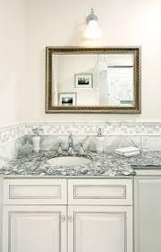impressive oceanside glass tile look dc metro traditional bathroom decorators with bath accessories bathroom mirror framed