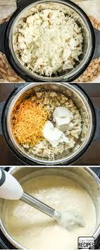 Instant Pot Cauliflower Soup · Easy Family Recipes   Pot recipes healthy,  Instant pot soup recipes, Cauliflower soup recipes