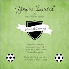 soccer awards templates award ceremony invitation template orderecigsjuice info