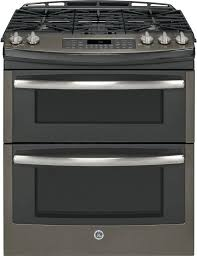 ge slate gas range. Adora Stove Profile Slate Gas Slide In Sealed Burner Double Oven Range Convection Ge Parts I