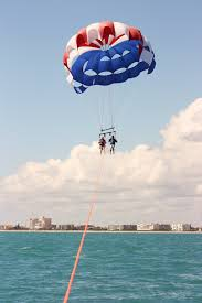Fort Lauderdale Parasail Parasailing Im Afraid Of Heights But I Would Try This
