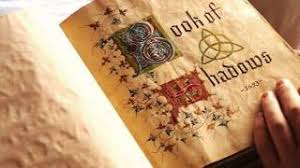 charmed book of shadows replica full flip through