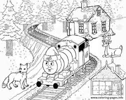 You may use these thomas train coloring sheet, thomas train dibujos para colorear you have read this article thomas train coloring activity / thomas train coloring. Thomas The Train S Christmas Season437e Coloring Pages Printable