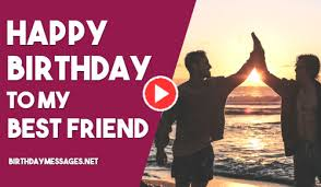 friend birthday wishes happy birthday