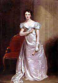 Portrait of Harriet Smith as Miss Dorill - George Clint as art print or  hand painted oil.