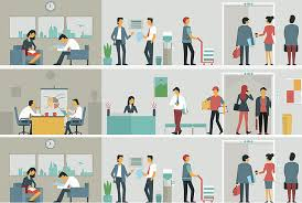 7 concepts creating a better working environment business life concepts