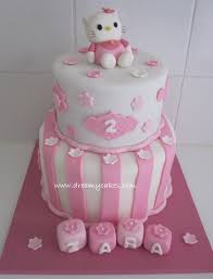 Hello Kitty Cake And Where To Go For Matching Party Packs