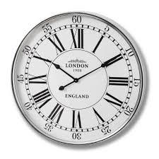 hills london city wall clock lakes