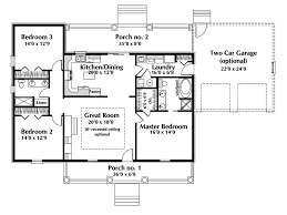 one level open floor house plans beautiful floor plan walkout around floor plans project house basement
