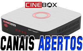 Resultado de imagem para Cinebox optimo + ACM