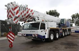 First Tadano All Terrain Arrives In Australia Article Khl