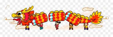 Review kerangka barongsai kualitas internasional. Budaya Tionghoa Tarian Naga Barongsai Gambar Png