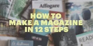 Billboard Magazine Creates Weekly Music Charts How To Make A Magazine In 12 Steps Lucidpress