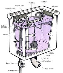 inside parts of a toilet tank. toilet tank troubles are both common and annoying, they could be costing you money in wasted water. most problems, however, can eliminated quickly inside parts of a u