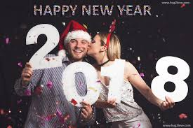 new year 2018 wallpaper for couple love