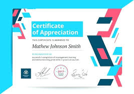 Certificate Of Recognition Template Free Download Certificate Of Recognition Template Free Download Bigdatahero Co