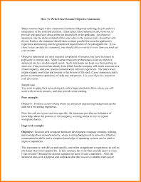 Objective Statements For Resumes mission statement resume art resumes 47