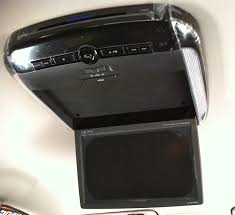 car audio tips tricks and how to s overhead dvd player in chevy alpine overhead dvd player chevy traverse