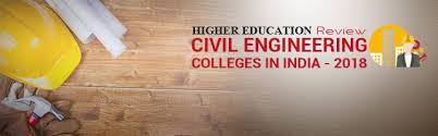 Top 10 Promising Civil Engineering Colleges in India 2018 ...