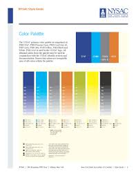 letterhead templates how to in word optimize my brand letterhead templates how and nysac style guide for colors