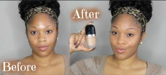 my everyday makeup routine marc jacobs genius gel foundation oily acne e skin you